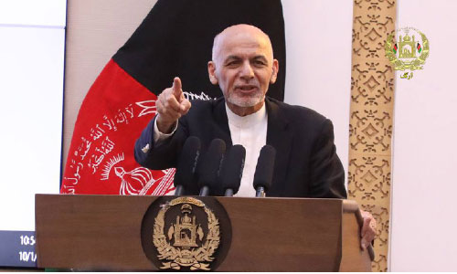Afghanistan will Not Allow 'Foreign Mercenaries'