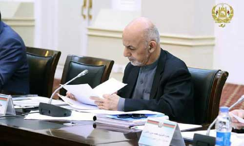 Ghani Dispatches  Delegation to Probe Recent Clashes in Uruzgan
