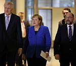 German Leaders Express Confidence  on Forming New Government