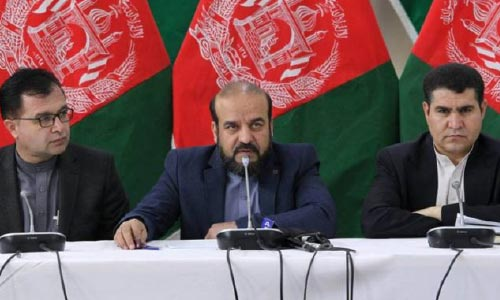 IEC Unveils Wolesi Jirga Elections Results of Parwan