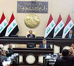 Iraqi Parliament Approves Date for General Elections