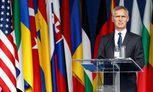 NATO's Stoltenberg Calls on Russia to  Comply with INF Nuclear Treaty