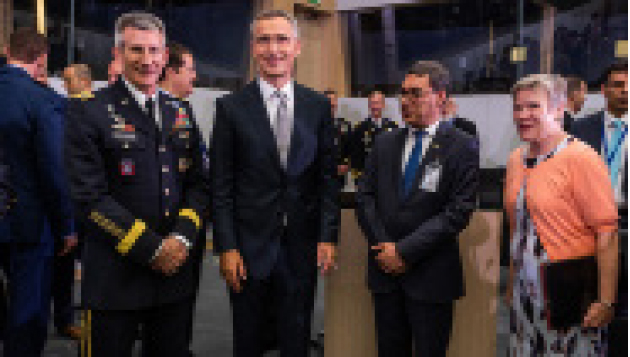 NATO Defence Ministers Discuss Progress in Afghanistan