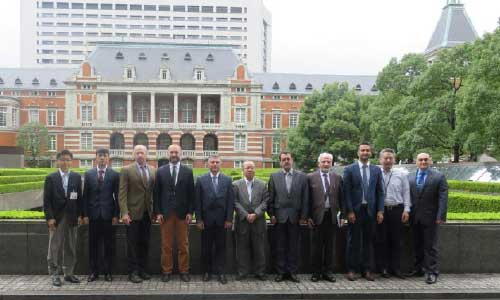 OSCE Supports Visit of Tajik and  Afghan Border Security and Management  Representatives to Japan