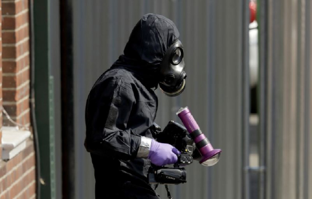 UK Police Cite 'High Dose' in  Nerve Agent Death
