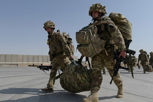 US Rules out  Troops Pullout, Direct Talks with Taliban