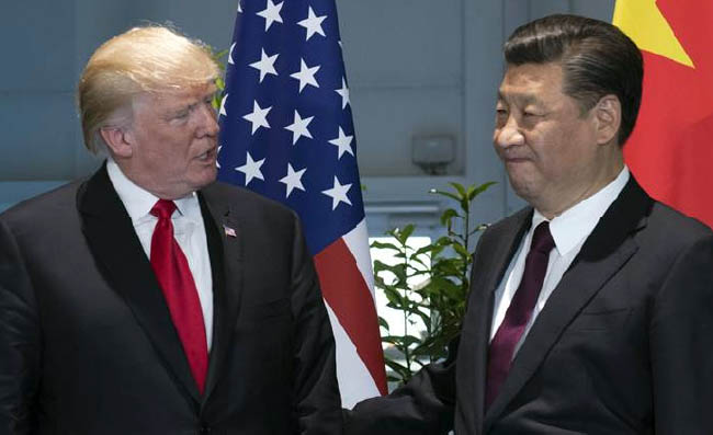 Xi, Trump Discuss Trade, Korean Peninsula over Phone