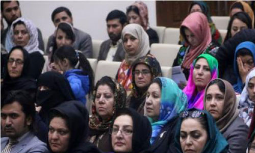 $5.6m Canadian Project  for Afghan Women Panned