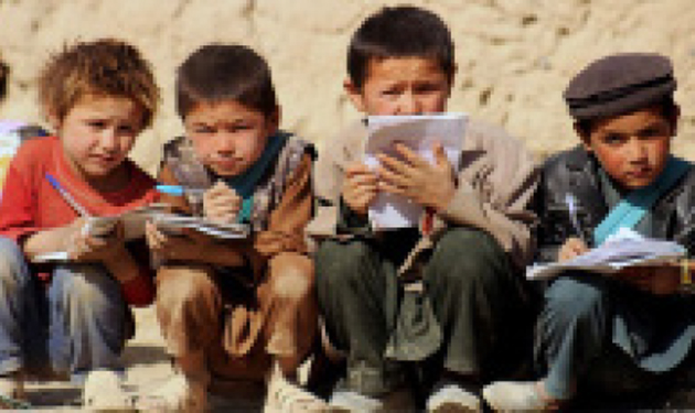 'Nearly Half' of Afghan  Children out of School
