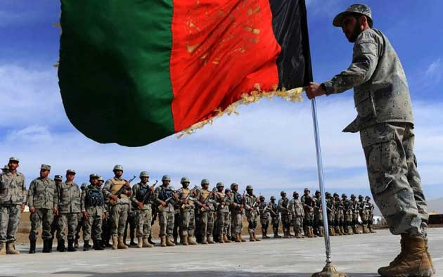 PLA  is an Army that Safeguards Peace