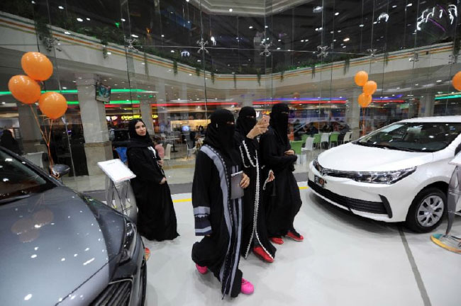 Saudi Women to Start Own  Busines without Male Permission