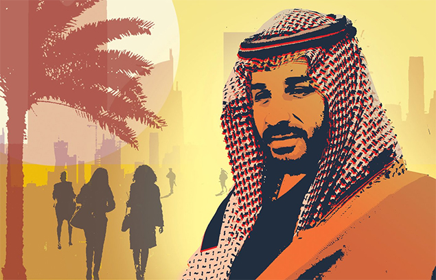 Moderating Islam: Saudi Prince Mohammed  walks on shaky ground