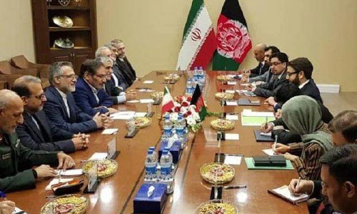 Iranian National Security Council Secretary in Kabul for Talks