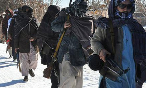 Taliban's Red Unit Commander Among 12 Killed In Badghis