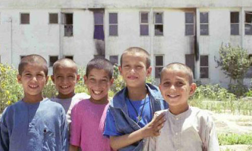 Children in Afghan Orphanage Hope for Bright Future