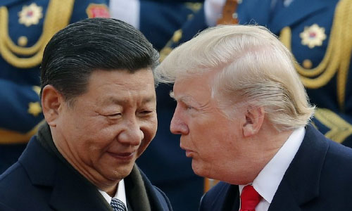 China Says in 'Communication' amid  Report of Trump-Xi Meet