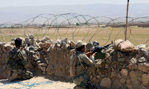 Kabul Renews Aversion to Durand Line Fencing