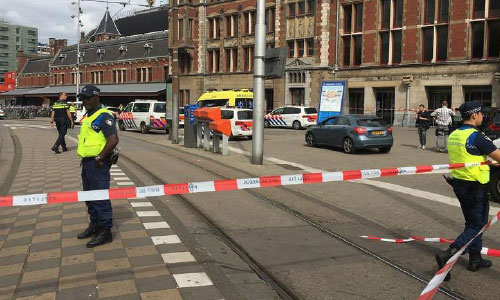 Dutch Police Identify Amsterdam Stabbing Suspect as 19-Year-Old Afghan