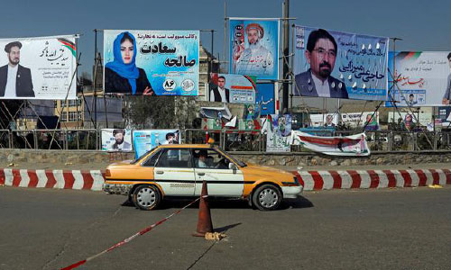Afghanistan Election Faces  Major Organizational Challenges