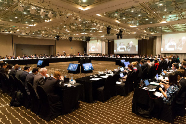 Joint Action Plan Finalized  at Abu Dhabi Meeting