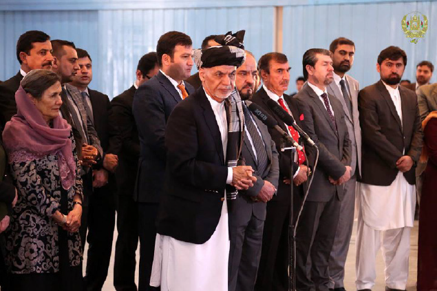 Afghan President Asks Taliban to Take Part in Elections