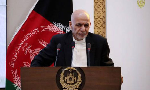 President Orders Kabul's  Division into 4 Security Zones