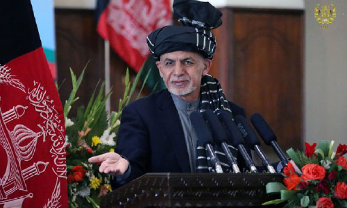 Terrorism  Knows No Borders,  Says Ghani