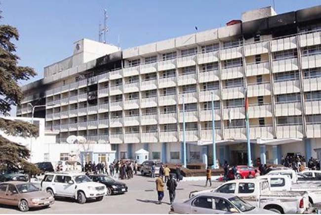 ARG Sent Findings on  Hotel Attack after Probe