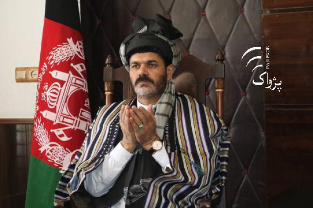 Kalimzai Vows Positive  Change in Ghazni Situation