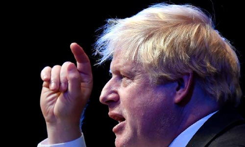 Find Khashoggi's Killer or You'll be Helping Iran,  Boris Johnson Tells Saudis
