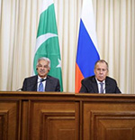 Russia, Pakistan form  Anti-Terror Military Cooperation Commission