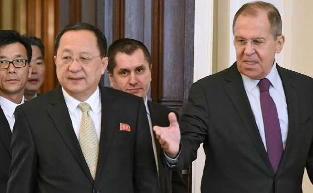 S. Korea, Russia Hold Vice-Foreign-Ministerial-Level Talks to Discuss Korean Peninsula Situations