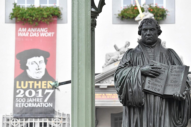Learning from Martin Luther About  Technological Disruption