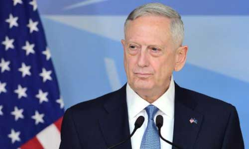 US Post-Peace Military Role be Conditions Based: Mattis