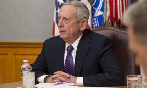 Privatizing Afghanistan  War Not a Wise Idea: Mattis