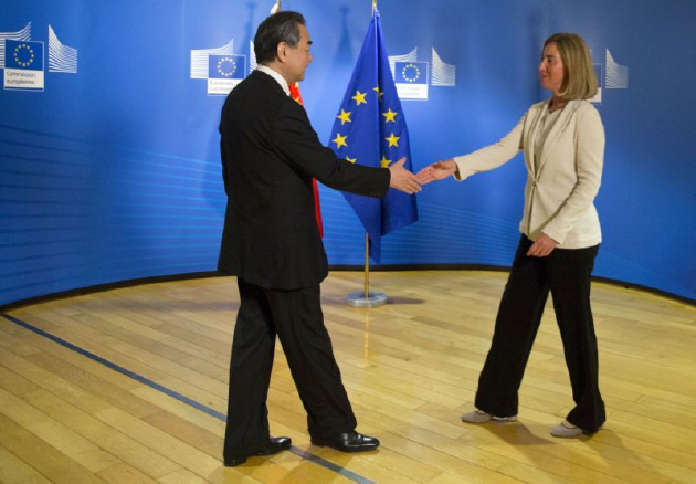 EU, China Vow to Uphold Iran Nuclear Deal