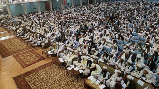 Reaction Against Religious Scholars' Gathering