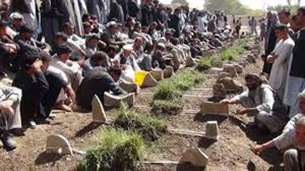 Deadly Attacks Targets Paktia Worshipers