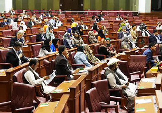 Horse-Trading Alleged in  Wolesi Jirga Admin Polls