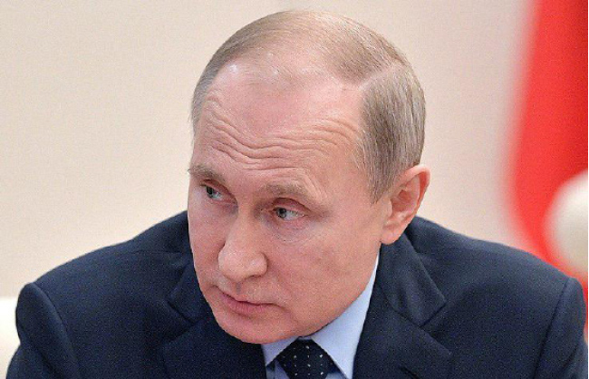 Global Cooperation Needed  to Eliminate Terrorism: Putin