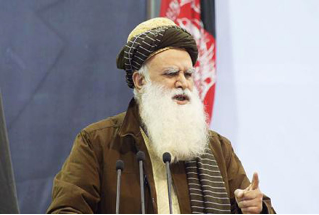 Govt Should Not 'Overload'  Peace Offer to Taliban: Sayyaf