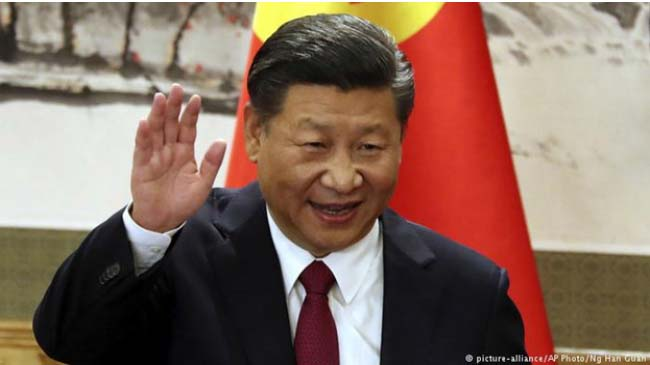 China Proposes Dropping  Term Limits for President Xi