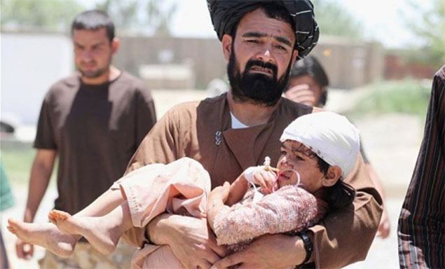 Taliban's Concern about Civilian Casualties