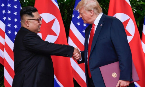 North Korea Tells U.S. Denuclearization  Talks may Fall Apart