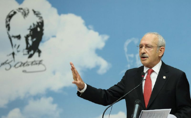 Turkey Opposition Chief Says Won't  Congratulate 'Dictator' Erdogan