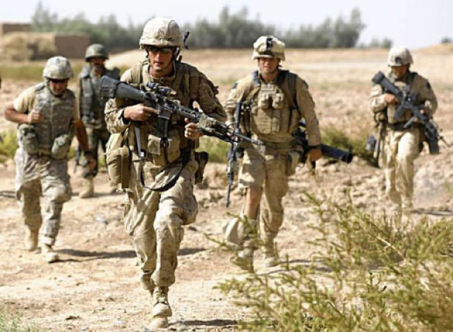 US Redeploying Forces from Iraq to Afghanistan