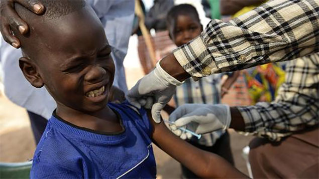 Vaccinating Against Poverty