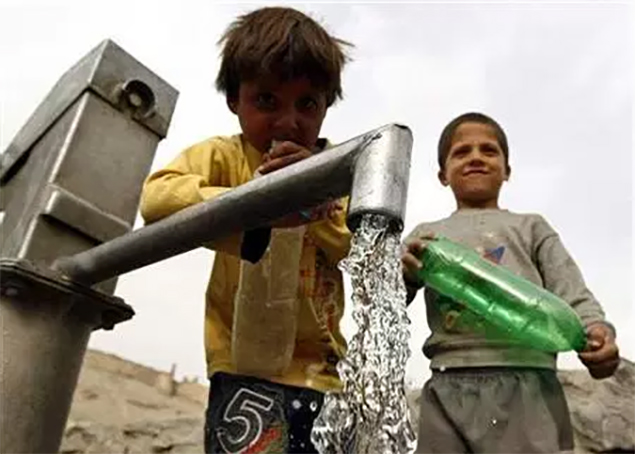 Water Crisis in Afghanistan