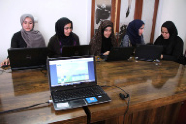 Female Afghan Coders  Design Games to Fight Opium and Inequality