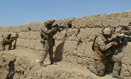 Afghan Forces Recapture Wardoj, 100 Taliban Terrorists Killed